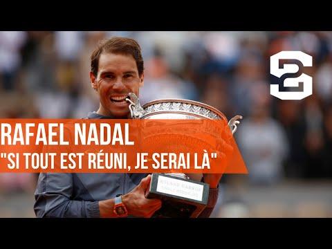 Interview Exclusive De Rafael Nadal