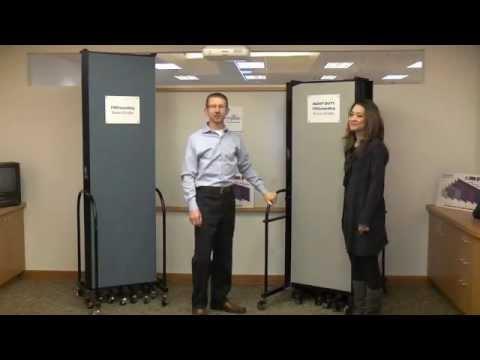 Differences Between Screenflex Heavy Duty & Standard Room Dividers