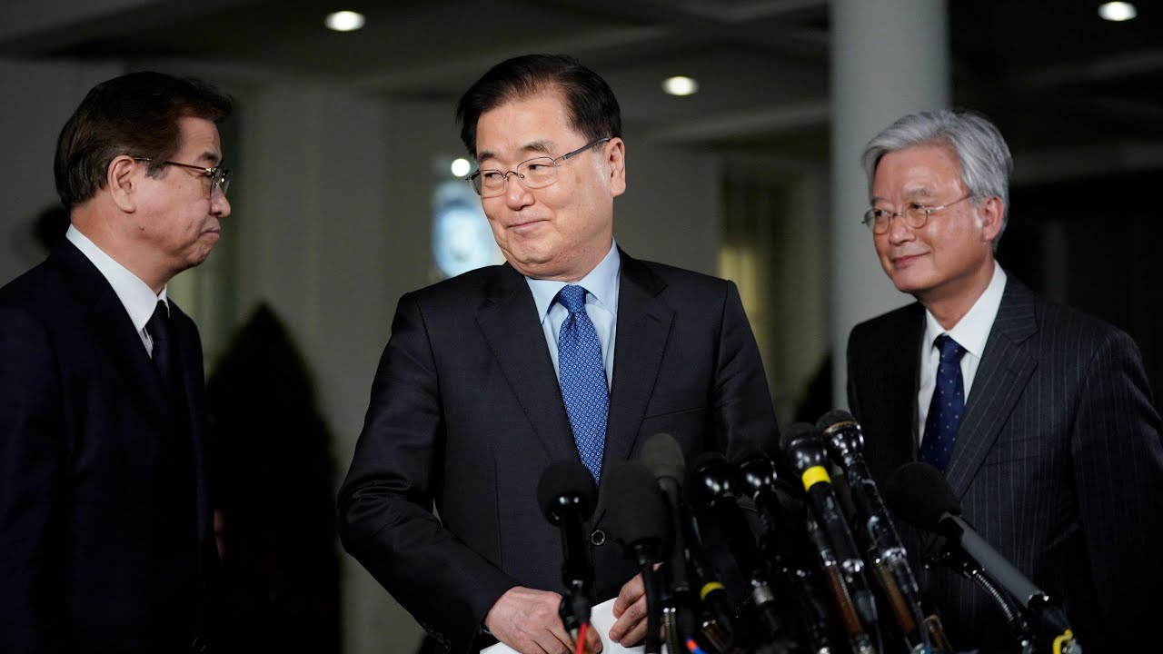 North Korea must 'match words with concrete actions', says South