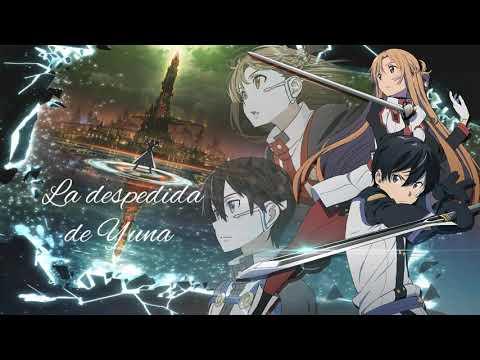 SAO Ordinal Scale - La Despedida De Yuna En Español