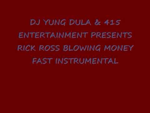 Rick Ross Blowing Money Fast Instrumental