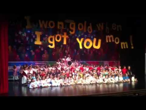 Atid School Mother's Day Celebration 2012 - YouTube