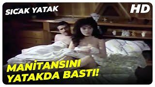 Sıcak Yatak - Engin, Kız Arkadaşını Yakın Arkadaşı ile Bastı  Harika Avcı Eski Türk Filmi