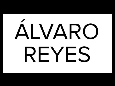 Álvaro Reyes