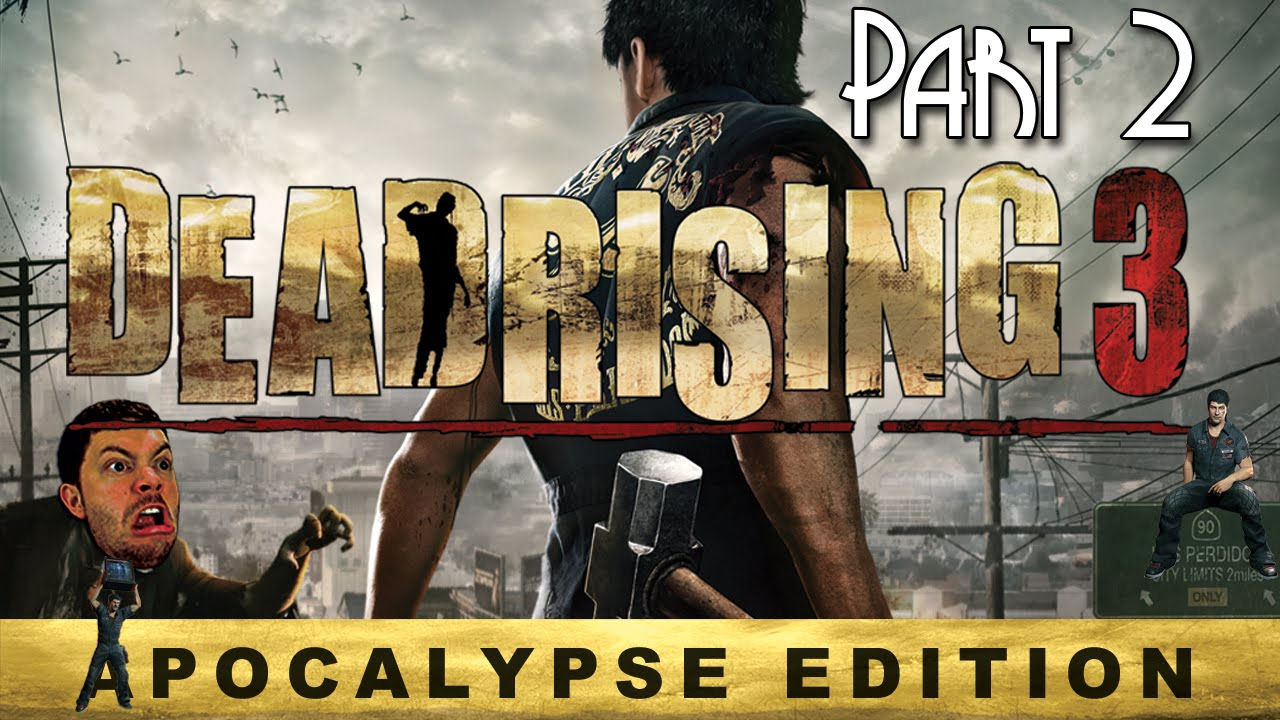 how to play with friends on dead rising 3 pc