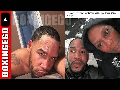 CAN ANN WOLFE RESURRECT DOG OUTTA JAMES KIRKLAND VS. MIGUEL COTTO? BACK GRUELING TRAINING STARTS NOW