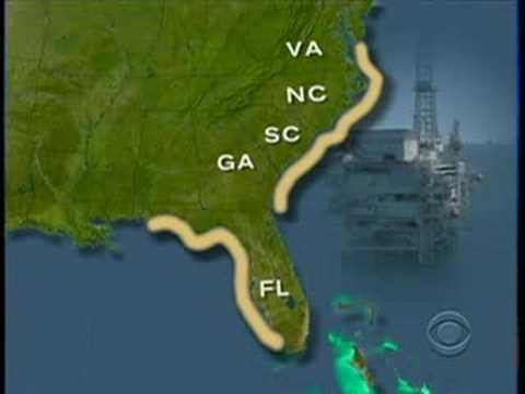 Obama On Offshore Drilling
