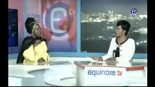 THE 6PM NEWS EQUINOXE TV MONDAY MARCH 12TH