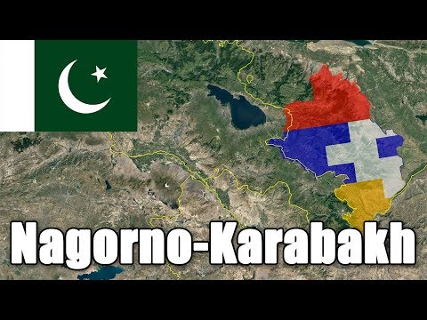 Why Doesn't Pakistan Recognise Armenia? | Republic Of Artsakh (Nagorno-Karabakh)