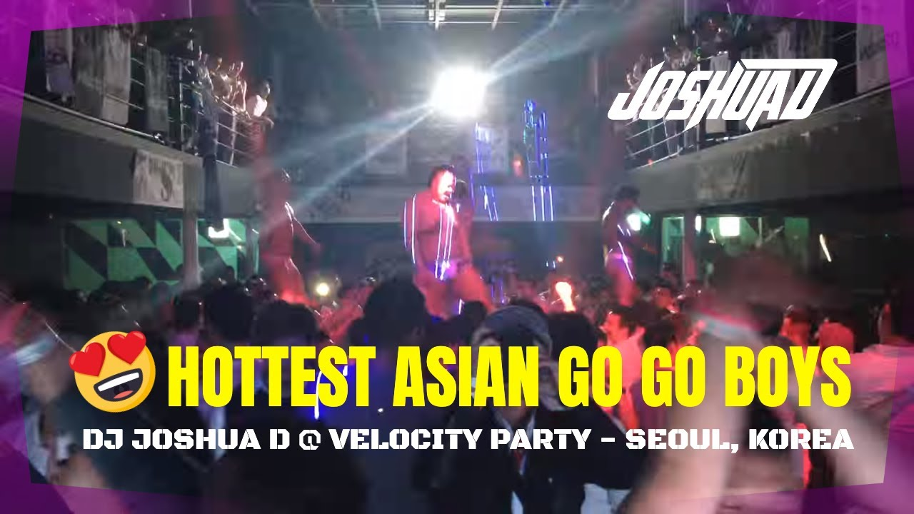 asias hottest gogo boys velocity seoul korea youtube