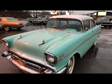 1957 Chevy Classic Maple Motors