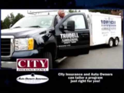 City Insurance - Trudell Plumbing - Auto Owners Commercial