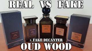 Fake fragrances - Oud Wood by Tom Ford