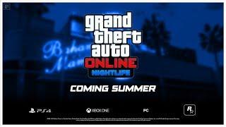 GTA Online NightLife FanMade Trailer