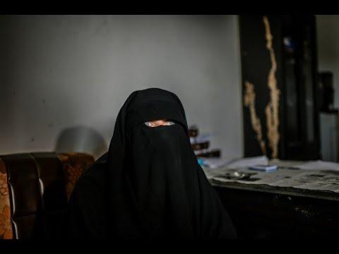 سوريا: فرنسيتان معتقلتان تطمحان بالعودة إلى بلدهما