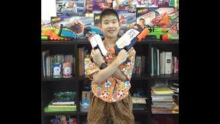 Nerf  Super Soaker Scatter & Flash Blast (Thai/ ไทย Review)