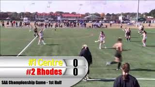 Centre/Rhodes Champ Final