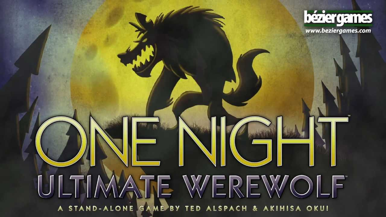 Image result for one night ultimate werewolf