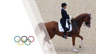 Equestrian - Hiroshi Hoketsu - Highlights   London 2012 Olympics