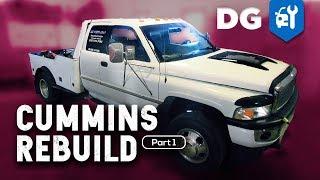 How To Build A Million Mile 12v Cummins Hauler (Part 1)