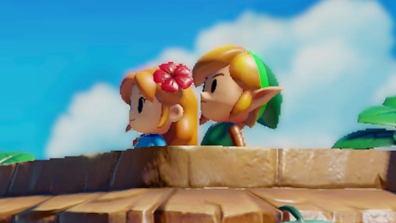 The Legend Of Zelda Link S Awakening 100 Walkthrough Part 4 Color Dungeon Nintendo Switch