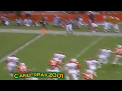 Miami Hurricanes - Quarterback U