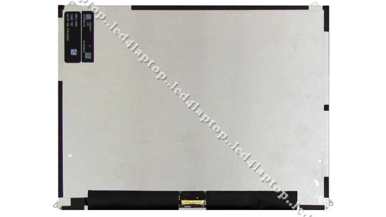 LG Philips LP097X02(SL)(N1) LCD Screen Panel For Apple iPad 2
