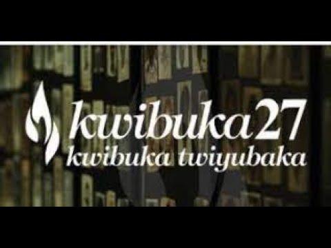 27e commémoration du génocide des Tutsi au Rwanda