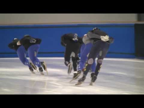 2013-14 Short Track World Cup 2 Warm Up [UNITED STATES] HDV 3377