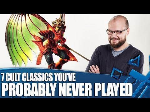 Download Youtube: 7 Cult Videogame Classics You've Probably Never Played