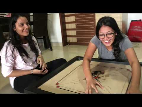 Types of carrom players!!