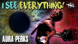 I SEE EVERYTHING! Aura Perks [#157] Dead by Daylight with HybridPanda