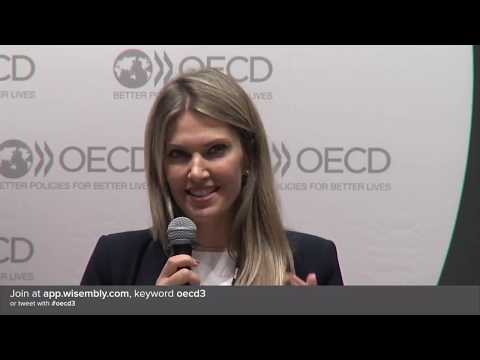 Eva Kaili - OECD Forum 2017.  Online Engagement for Offline