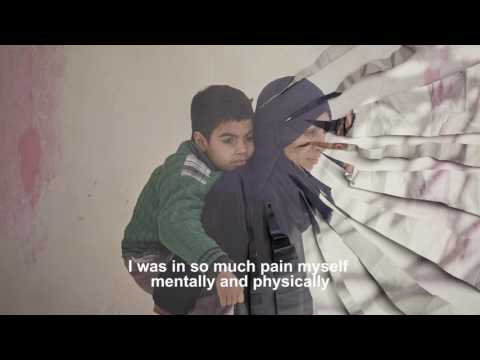 Animations Illustrate Trauma of Syrian Children — Refugees Deeply