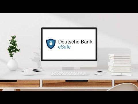 Deutsche Bank Digitales Postfach Im Esafe Mehr Baume Weniger Papier Kampagne 2019 2020 Youtube