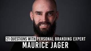 Maurice Jager on Personal Branding as a Photographer | 21 Questions