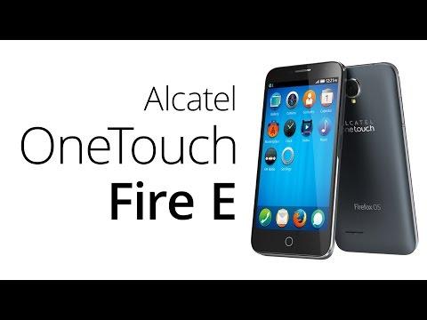 Alcatel OneTouch Fire E Video clips