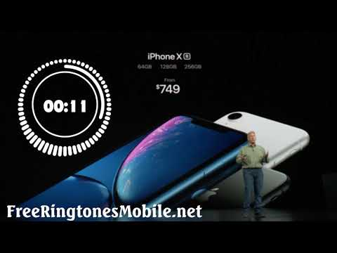Iphone XR ringtone download | Best Iphone XR Ringtone 2018