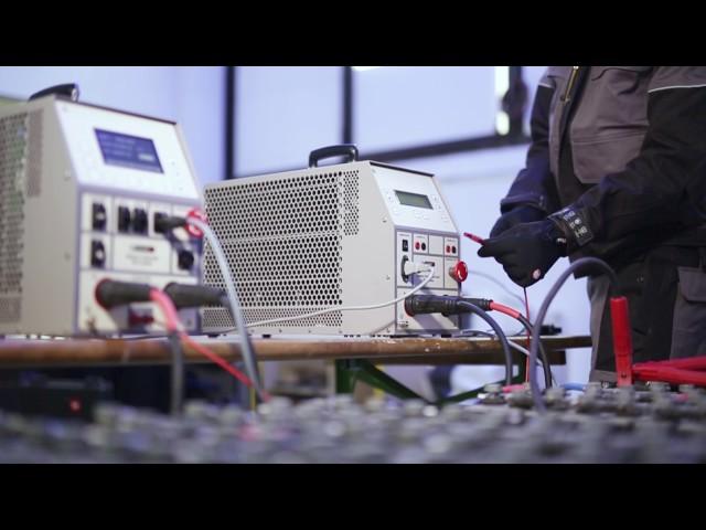 Battery Testing | DV Power