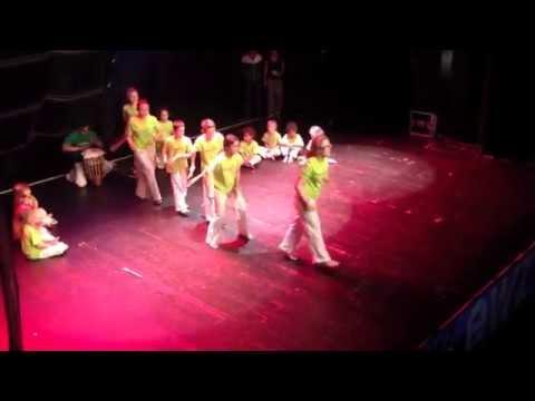 Vivarte Capoeira Zürich - Capoeira Kids ewz-danceaward.ch 2014