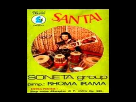 Cover Lagu Santai - Rhoma Irama & Rita Sugiarto
