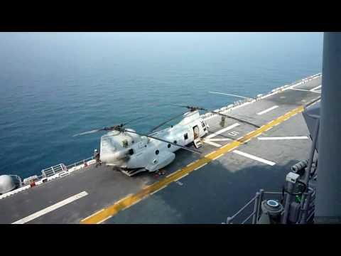 USS Essex - Exercise Cobra Gold 09 - HD