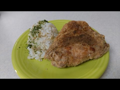 Adobo Fried Chicken