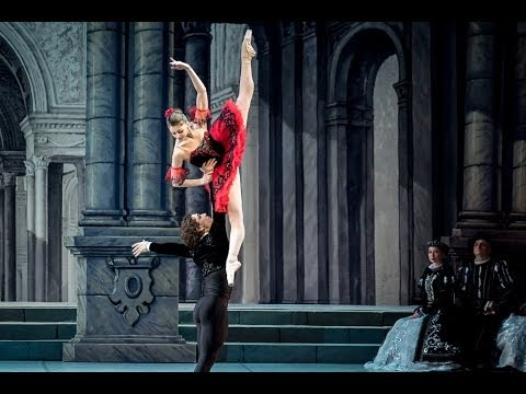 Иван Васильев и Оксана Бондарева - на бис / Encore performance of Ivan Vasiliev and Oksana Bondareva