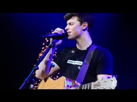 Running Low by Shawn Mendes (empty arena)