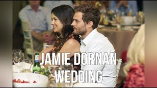 Jamie Dornan Wedding