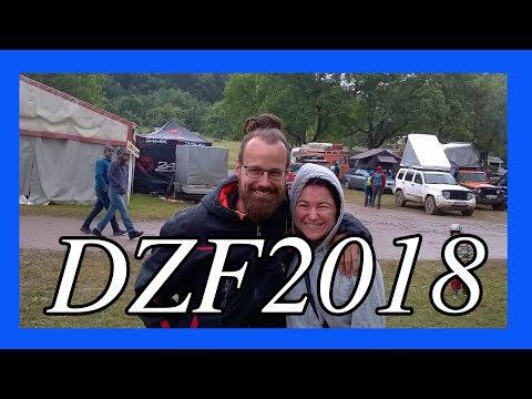 Dachzelt Nomaden | Festival 2018 | Thilo Vogel getroffen