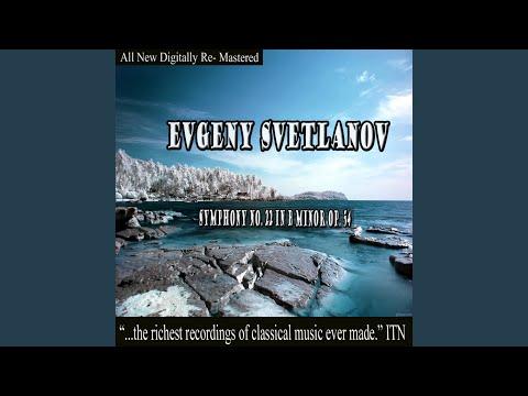 Symphony No. 25 In D-Flat Major Op. 69, Moderato