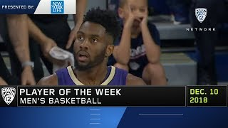 Washington's Jaylen Nowell is named Pac-12 Men's Basketball Player of the Week