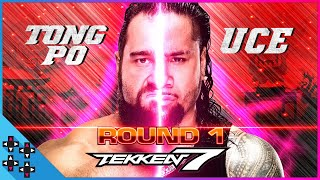 TEKKEN 7 TOURNAMENT: RUSEV vs. JIMMY USO - ROUND 1